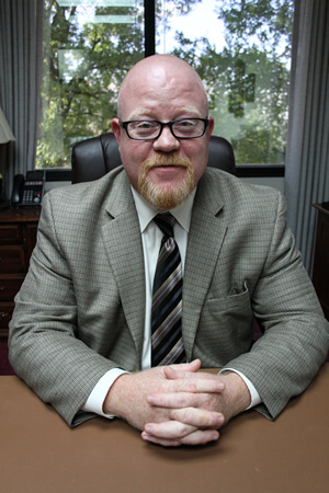 Mike Foster, In-House Accident Investigator
