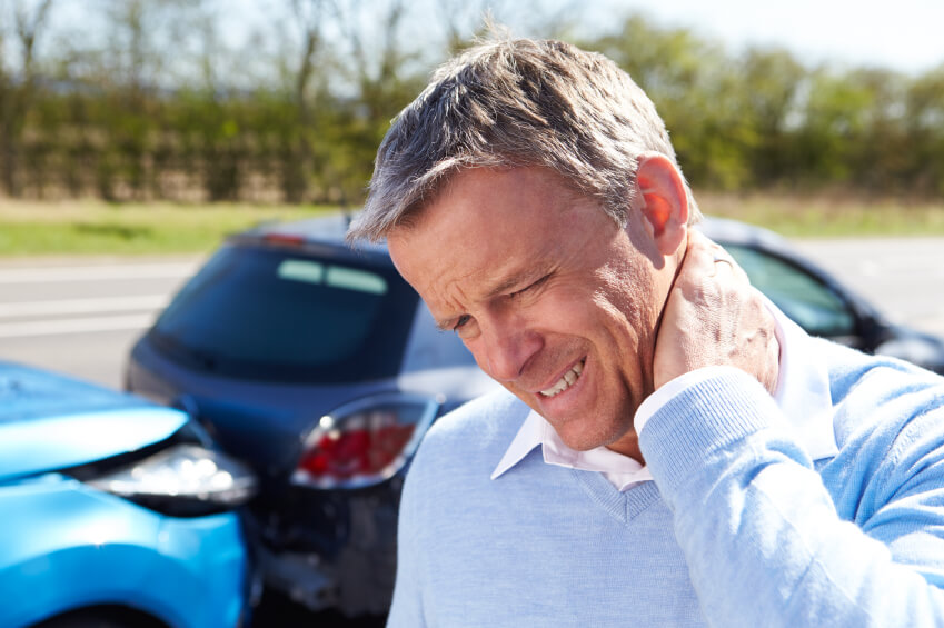 Whiplash Claim From Car Accident