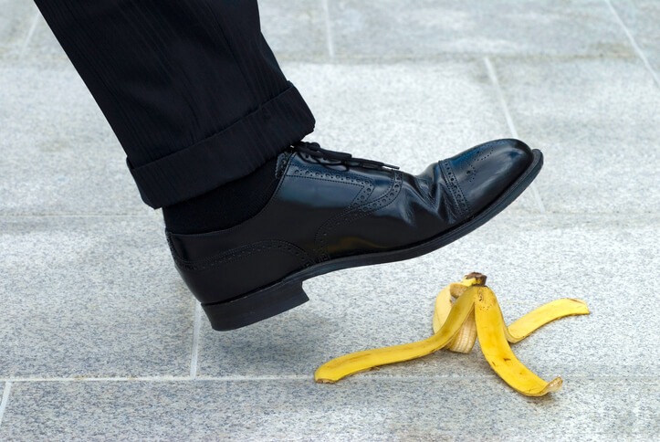Slips, Trips, Falls - When Can't You File a Claim?