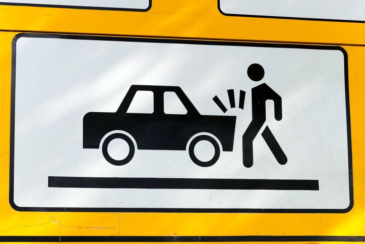 Pedestrian Injury Car Accident in Frisco, TX Settles for $55,003