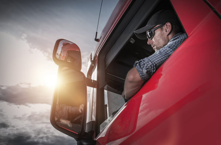 How to Overcome Falsified Truck Driving Logs After an Accident