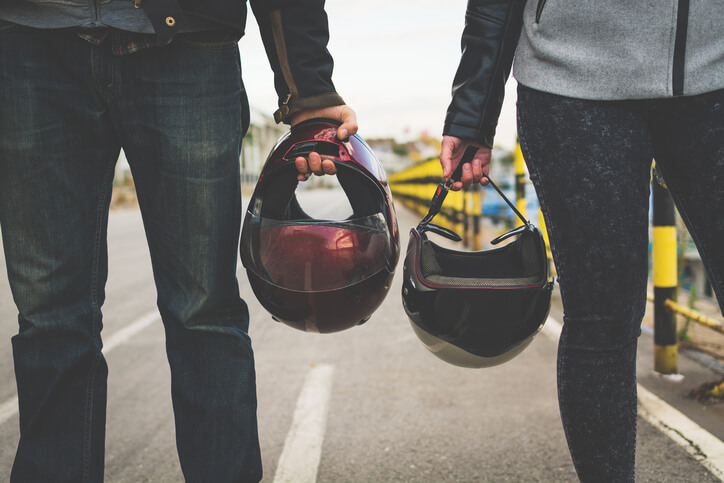 Attorney Settles Motorcycle Injury Accident in Frisco for $132,500