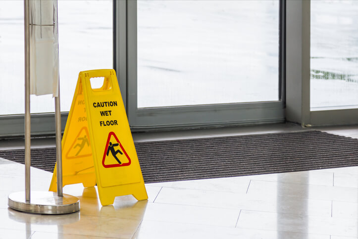 What Role Does Negligence Play in a Slip and Fall Accident Case?