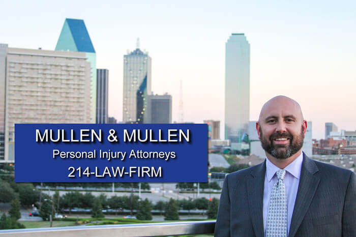 Shane V. Mullen, Attorney at Law - Dallas Personal Injury