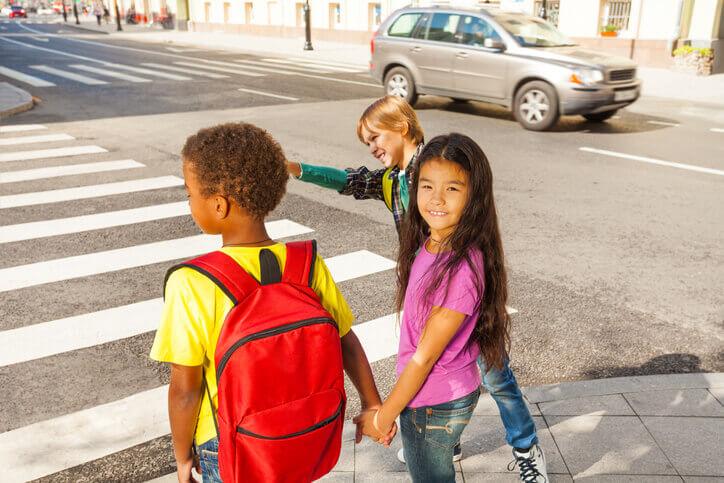 African-American Children 4-7 Account for a Massive 47% of Pedestrian Fatalities