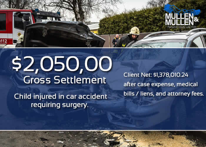 4th Largest Car Accident Settlement in Texas in 2019
