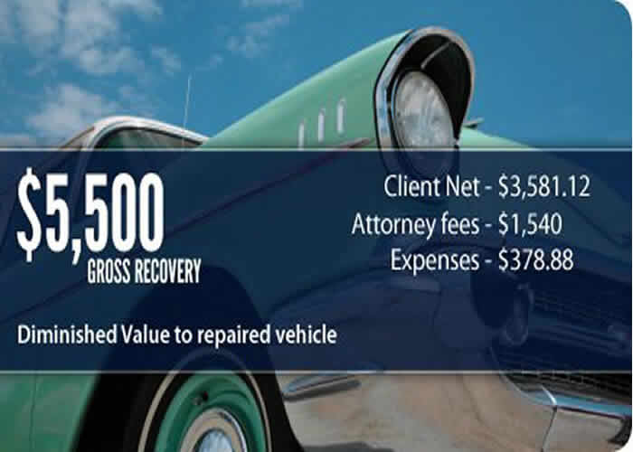 Dallas Diminished Value Attorneys