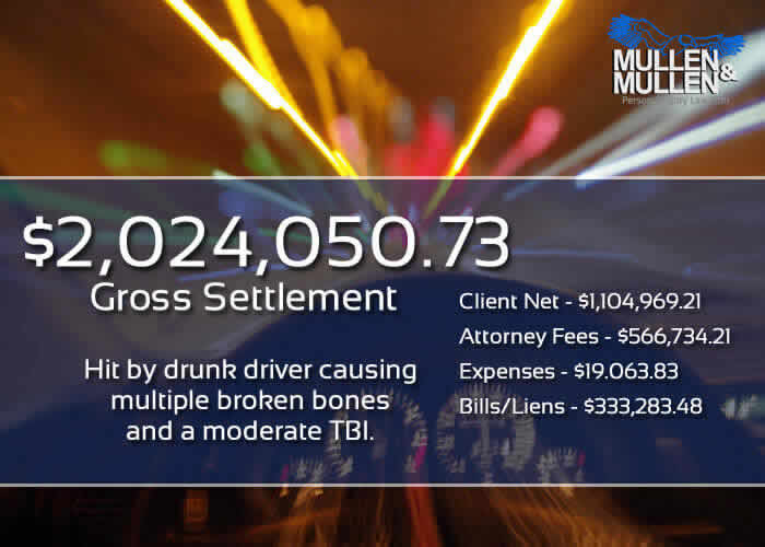 Dallas Drunk Driver Accident Injury Lawyers