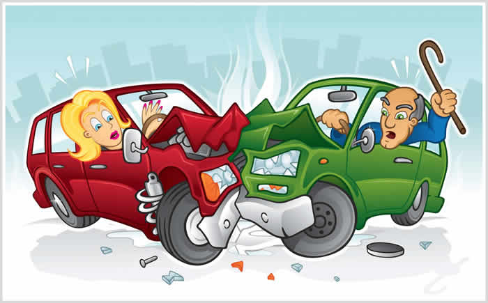 How Do Courts Determine Liability in Car Accidents?