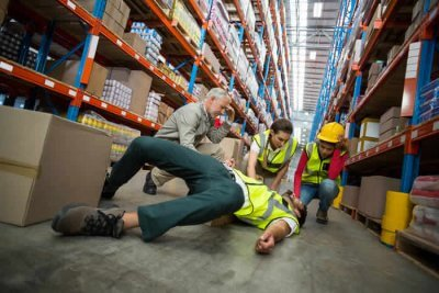 How Does Texas Law Work When You Slip and Fall At Work?