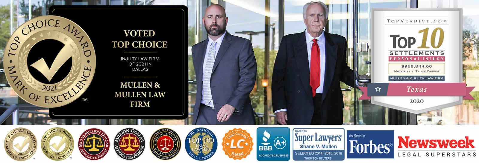 Mullen & Mullen Law Firm: Dallas Personal Injury Attorneys