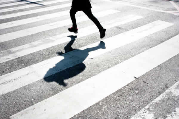 How to Avoid a Serious Pedestrian Injury